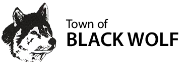 Town of Black Wolf Logo